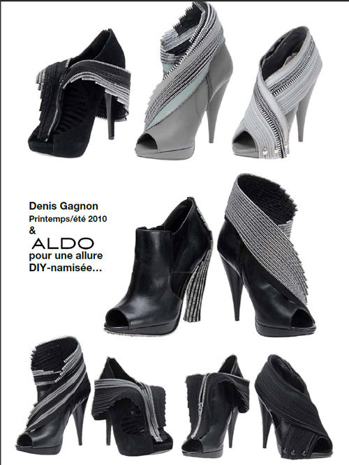 Denis Gagnon ALDO Collection