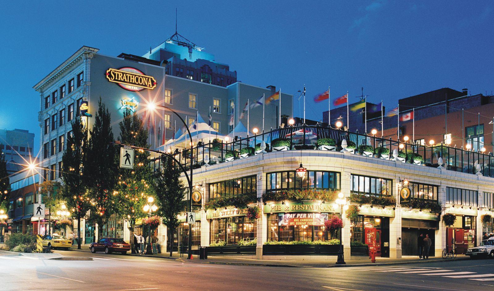 Bruger Restaurants In Downtown Victoria Bc