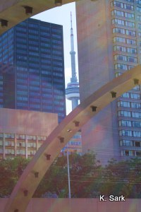 CN Tower (photo by K.Sark)