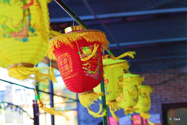 Lanterns (photo by K.Sark)