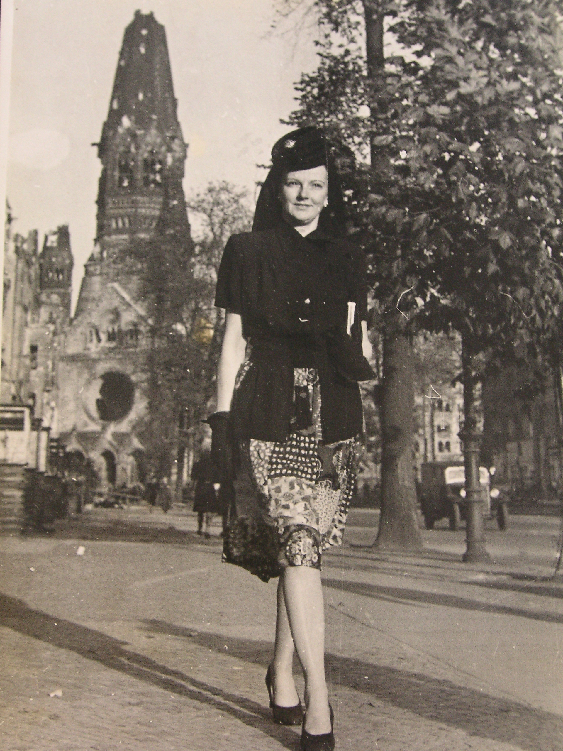 Tracing The Locations Of Berliner Chic: Then And Now