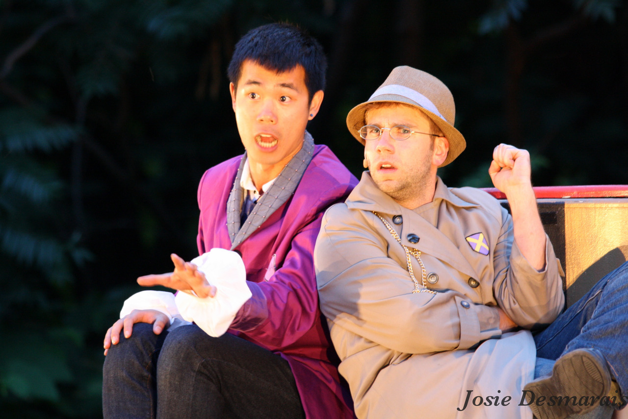 shakespeare in the park the taming of the shrew suites culturelles while joyfully entertaining