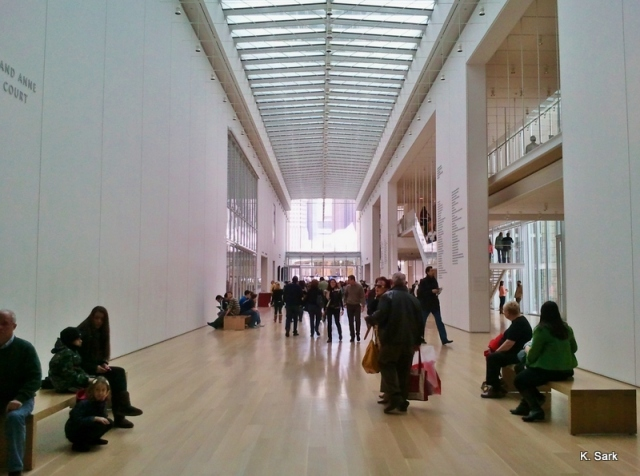 Art Institute of Chicago (photo by K.Sark)