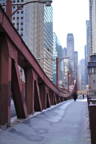 Chicago River (photo by K.Sark)