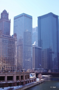 Downtown Chicago (photo by K.Sark)