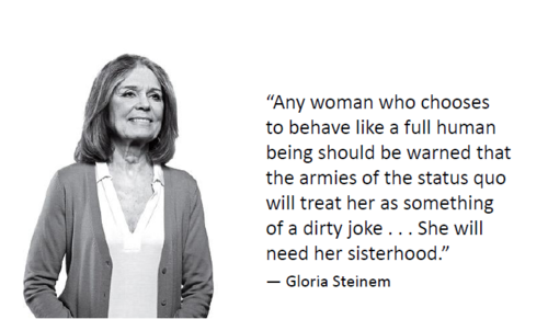 Gloria quote