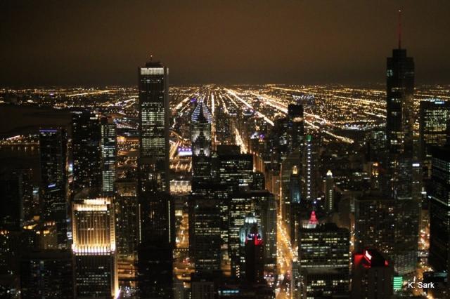 Signature Lounge, Chicago (photo by K.Sark)