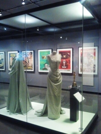 Grace Kelly Exhibit (photo by K.Sark)