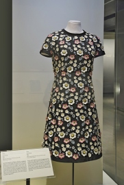 Expo 67 dress (photo by Marilyn Aitken, McCord Museum)