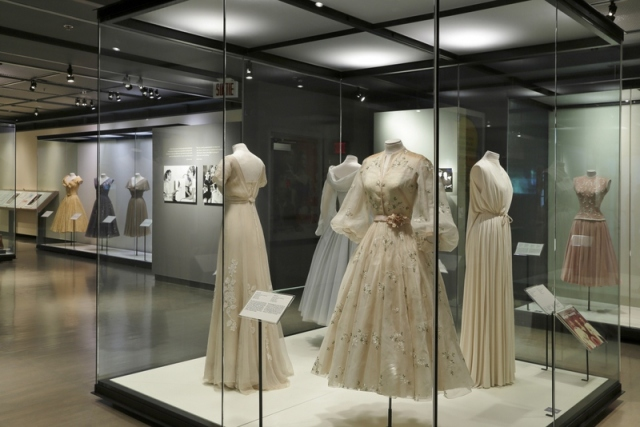 High Society Costumes (photo by Marilyn Aitken, McCord Museum)