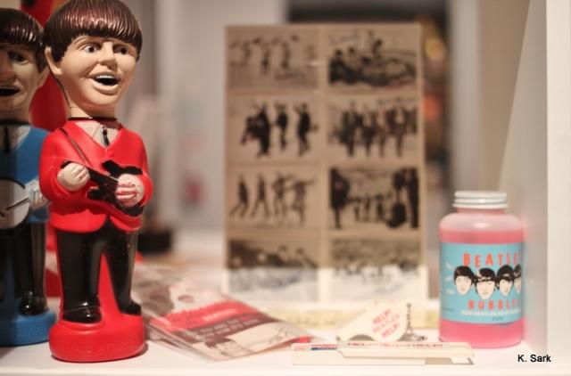 The Beatles bubbles