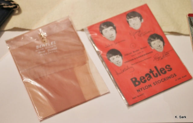 The Beatles nylons