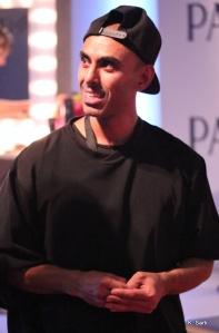 Pedram Karimi (photo by K.Sark)