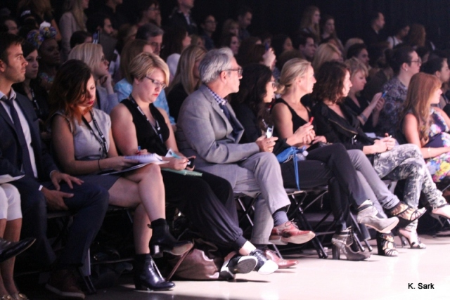 Montreal Fashion Week (photo by K.Sark)