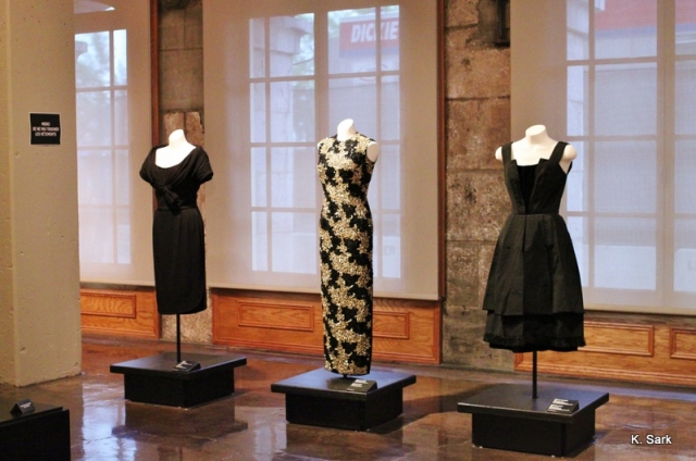 Musée du Costume et du Textile du Québec  (photo by K.Sark)
