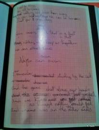 """Lyrics to """"Heroes"""" by David Bowie"""