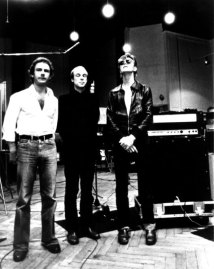 Heroes Recording Session/ David Bowie