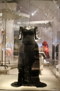 Alexander McQueen at the ROM (photo by K.Sark)