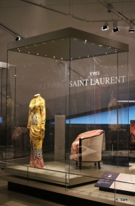 YSL at the ROM (photo by K.Sark)