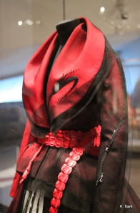 Dior at the ROM (photo by K.Sark)
