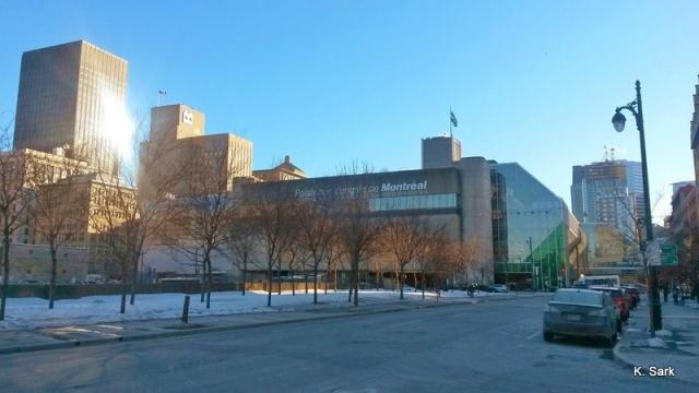 Palais de Congres (photo by K.Sark)