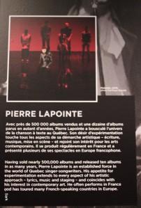 Musique - Le Québec de Charlebois à Arcade Fire (photo by K.Sark)