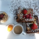 French Toast at L'Arrivage (photo by K.Sark)