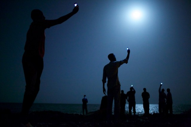 John Stanmeyer, World Press Photo of the Year 2013, VII for National Geographic