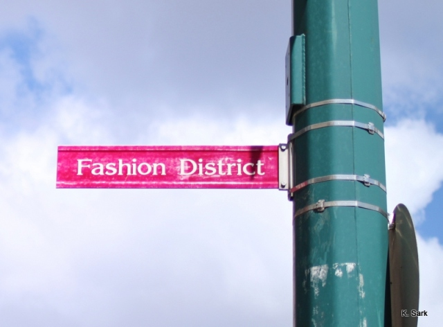 Toronto Fashion District, May 2014, photo by K.Sark