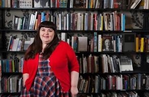 WORN editor, Serah-Marie McMahon