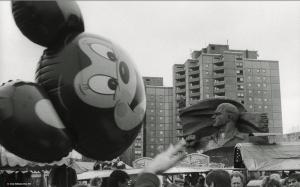 Ernst Thaelmann Park 1993 (Berlin Wonderland)