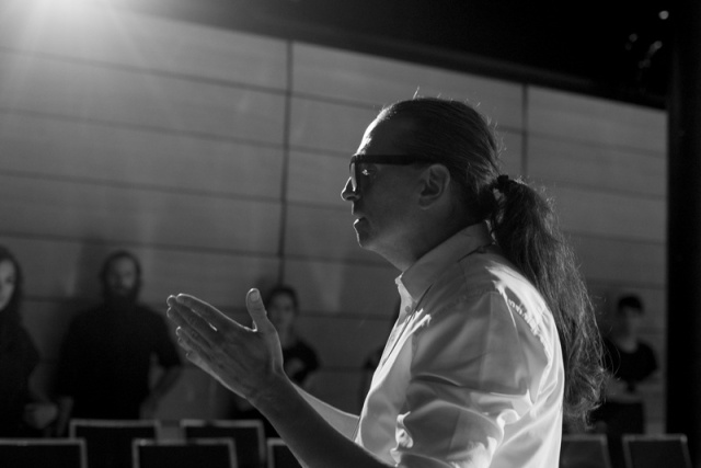 Denis Gagnon, photo by Sebastien Roy