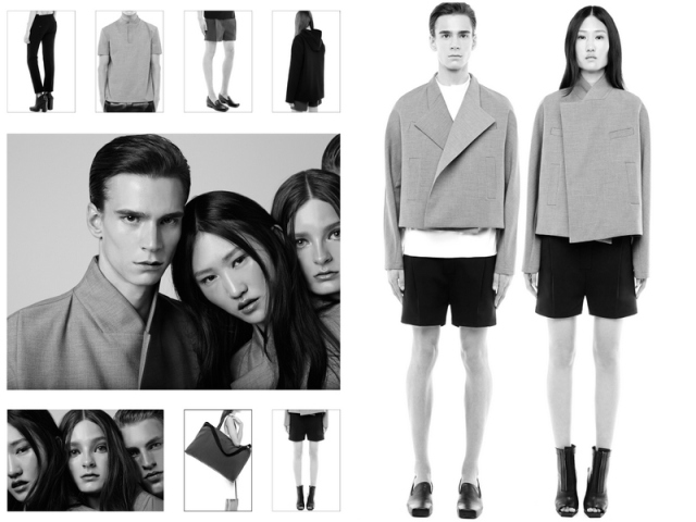 RAD HOURANI LOOKBOOK