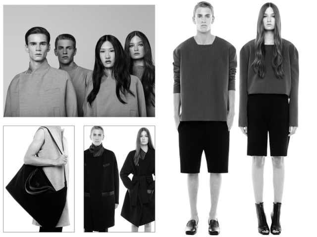 LOOKBOOK FIN5 by Rad Hourani