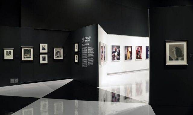 Horst exhibit at McCord Museum (photo by McCord)