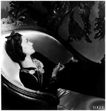 Coco Chanel by Horst