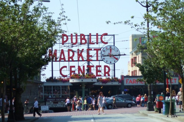 Seattle (photo by K.Sark)