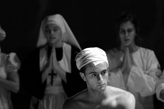 Marat / Sade (photo by Brian Wilson)