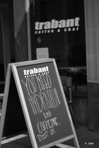 Trabant Café, Seattle (photo by K.Sark)