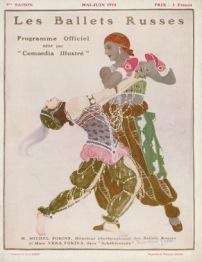 1914 Ballets Russes