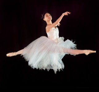 Victoria Ballet, The Gift, photo by Gordon Griffiths