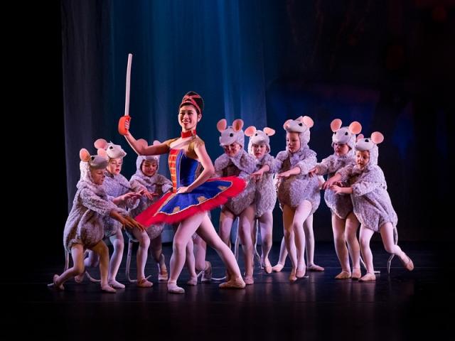 Ballet Victoria, The Gift, photo Louis Burton