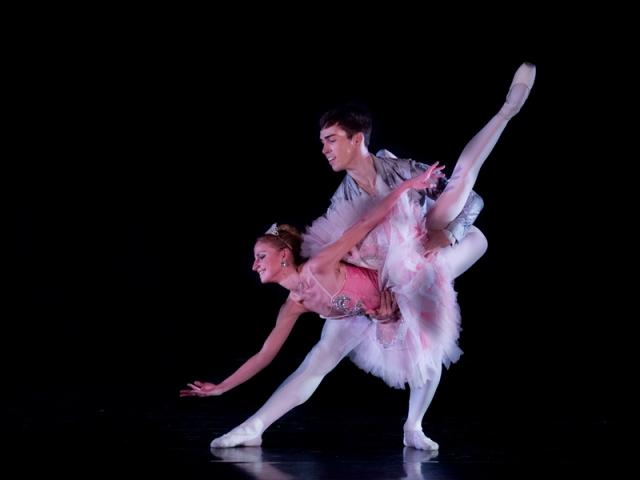 Ballet Victoria, The Gift, photo by Louis Burton