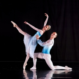 Ballet Victoria, The Gift, photo Richard Webber