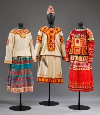 Sacre costumes by Roerich