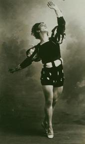 Nijinsky 1911