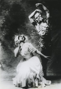 Nijinsky and Karsavina