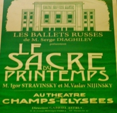Sacre Program