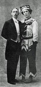 Nijinsky and Stravinsky