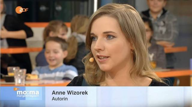 Anne Wizorek bei ZDF